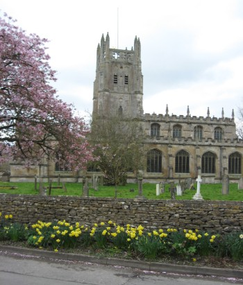 St Mary's Church, Fairford