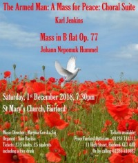 Fairford and District Choral Society Concert